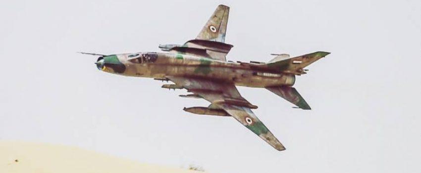 Pilot američkog Super Horneta oborio sirijski Su-22