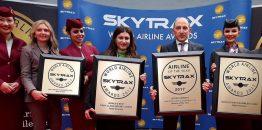 """""""Skytrax"""" proglasio """"Qatar Airways"""" za najbolju kompanija na svetu u 2017."""