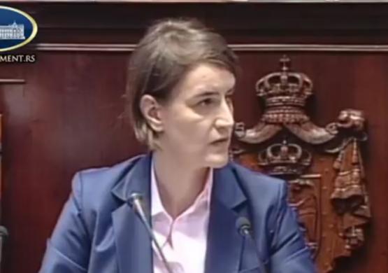"""Ekspoze Ane Brnabić: Zatvaranje transakcije koncesionog aranžmana """"Nikole Tesle"""" moguće u martu 2018."""