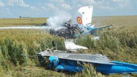 Srušio se rumunski vojni avion MiG-21 LanceR