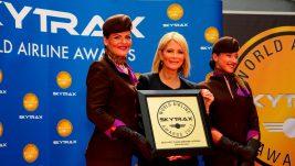 "Etihad Airways dobitnik tri ""Skytrax"" nagrade za prvu klasu"