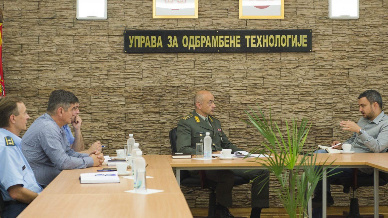 [INTERVJU] Zrnić: Interes je da razvijemo vazduhoplovno-industrijsku bazu u Srbiji