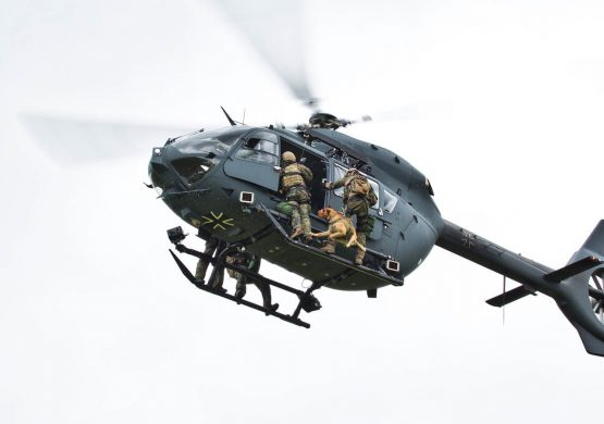 """Airbus Helicopters"" isporučio poslednji H145M za vazduhoplovne snage Nemačke"