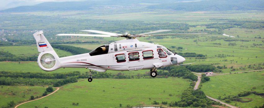 Nova nada ruske vazduhoplovne industrije: višenamenski helikopter Ka-62