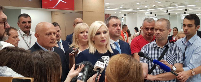 """Vlaisavljević: ANT u novembru 5 miliona putnika; Mihajlović: Izbor koncesionara na jesen, """"Moravu"""" uskoro osposobljavamo za saobraćaj"""