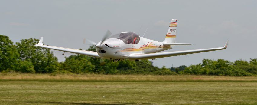 Škola ultra-lakog letenja kod Zemun Polja: Šest novih pilota odškolovano u junu