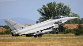 Italijanski lovci će u naredna tri meseca čuvati nebo Bugarske