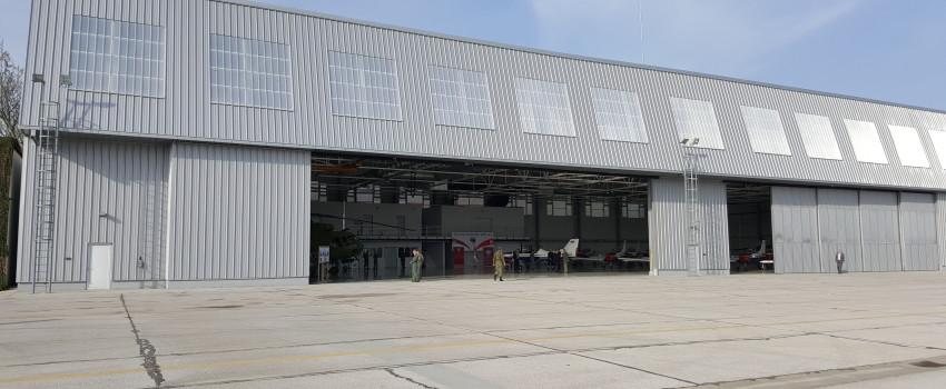 Nakon Batajnice i Niš dobija nov hangar za helikoptere
