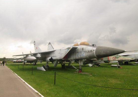 [FOTO REPORTAŽA] Monino: Šetnja najvećim muzejem ruskih aviona na svetu