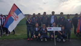 Na Evropskom prvenstvu u Poljskoj tri bronzane medalje za srpske raketne modelare