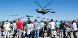 [VIDEO] Otvoreni dan 98. vazduhoplovne brigade u Nišu
