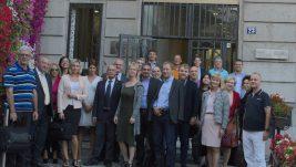 Održan 33. redovni sastanak Radne grupe Eurokontrola u Direktoratu civilnog vazduhoplovstva