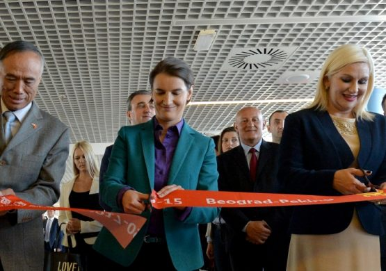Sleteo prvi avion na liniji Peking-Prag-Beograd; Do kineske prestonice Hainanom dva puta nedeljno