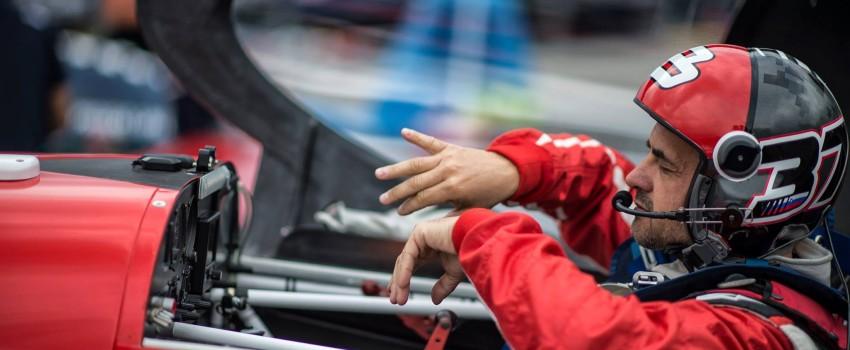 POSLEDNJA VEST: Peter Podlunšek se povlači iz Red Bull Air Racea