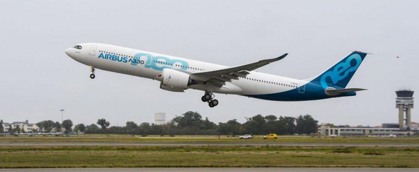 Poleteo A330neo – prva od tri Erbasove sertifikacione test letelice u vazduhu