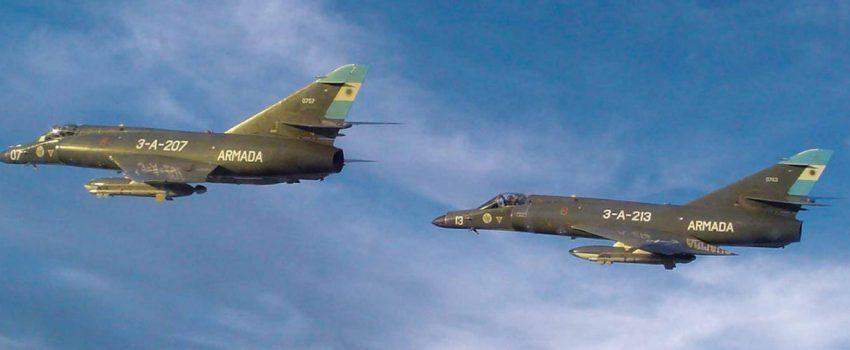 Argentina nabavlja dodatne polovne borbene avione Super Etandard