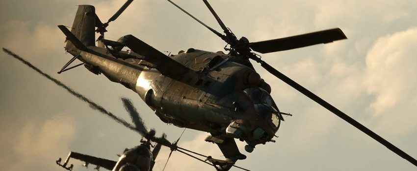 Mađarska poslala na remont helikoptere Mi-24