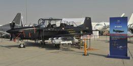 Dubai Airshow: UAE prikazali svoj prvi borbeni avion, laki višenamenski B-250