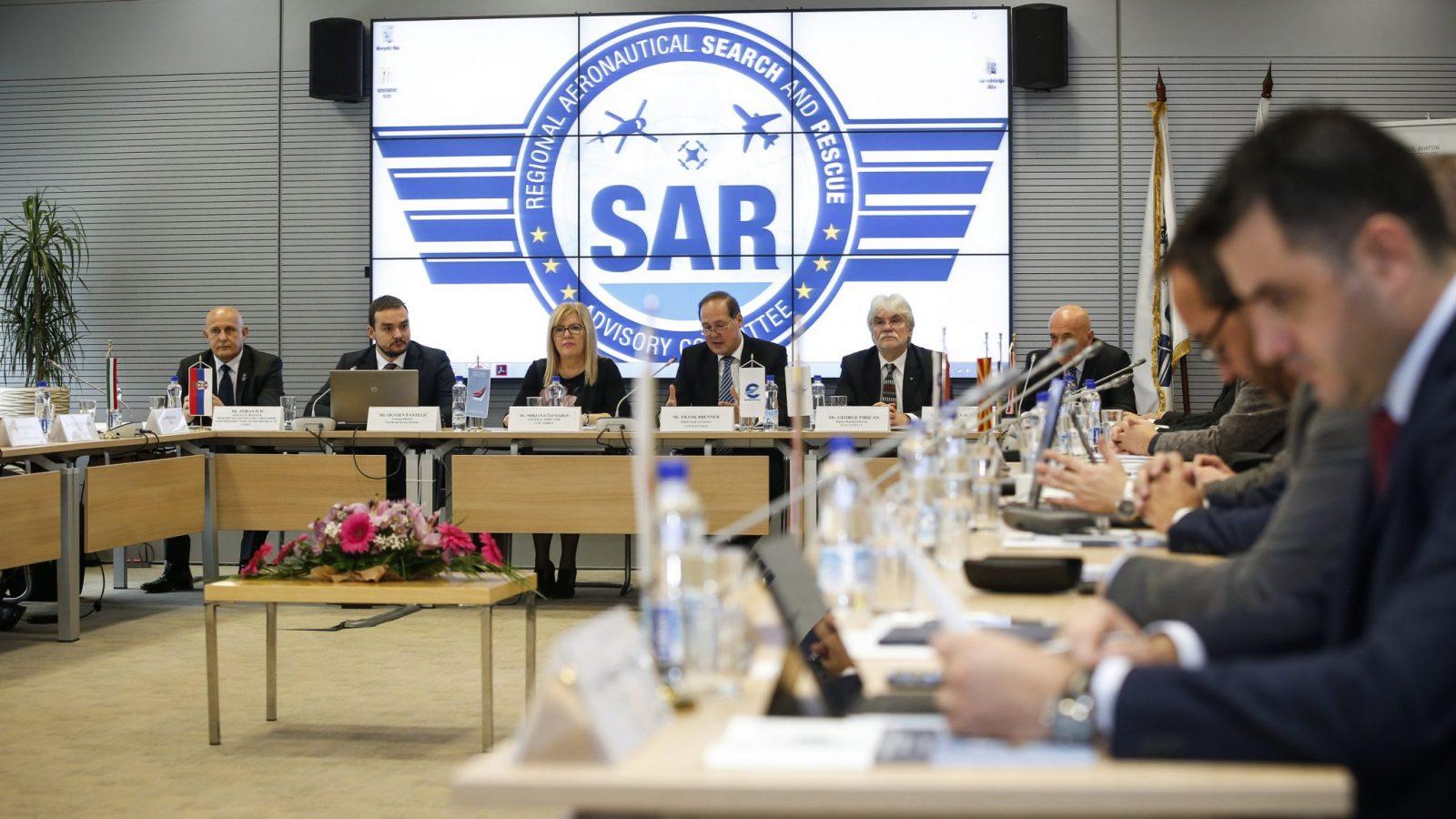 [VIDEO REPORTAŽA] Četvrti sastanak Regionalnog komiteta za Traganje i spasavanje