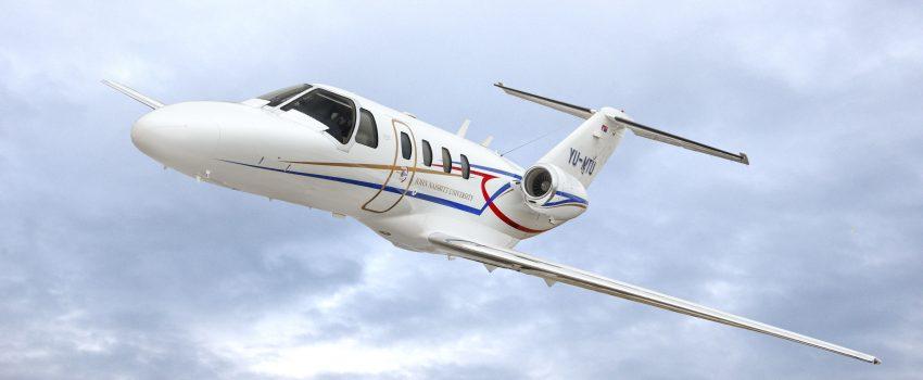 Hrvatska carina zaplenila avione beogradskih kompanija Air Pink i Infinity Aviation