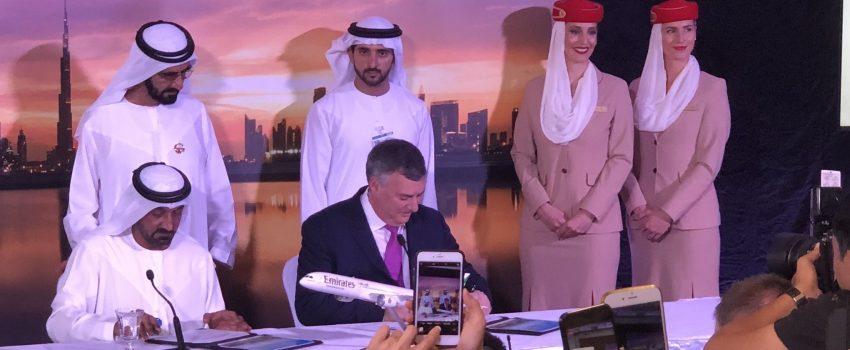 Dubai Airshow: Zašto su Emirati naručili 40 najnovijih Boinga i kako je nekad Srbija mogla da profitira od toga
