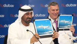 Dubai Airshow: Boing i flydubai potpisali sporazum o narudžbini 225 boingovih 737 MAX aviona
