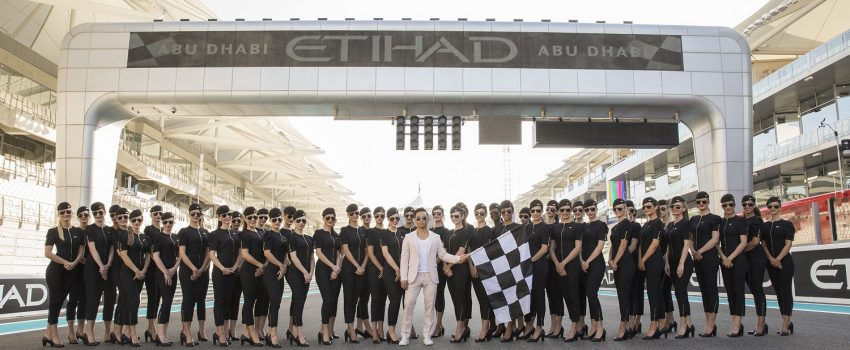 Prelet izgovor broj 3: Etihad, Al Fursan, Formula 1 i neka manekenka