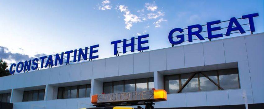 Niškom aerodromu dva hektara zemljišta za izgradnju novog kontrolnog tornja; Početak radova tokom naredne godine