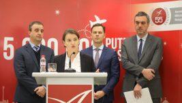 Vlada Srbije odlučila: Ponuda kompanije Vinci Airports najbolje rangirana; Vučić: Ponudili su 501 milion evra