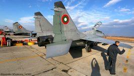 Bugarska od Rusije traži logističku podršku za lovce MiG-29, flotu transportera C-27J čeka prizemljenje početkom 2018.