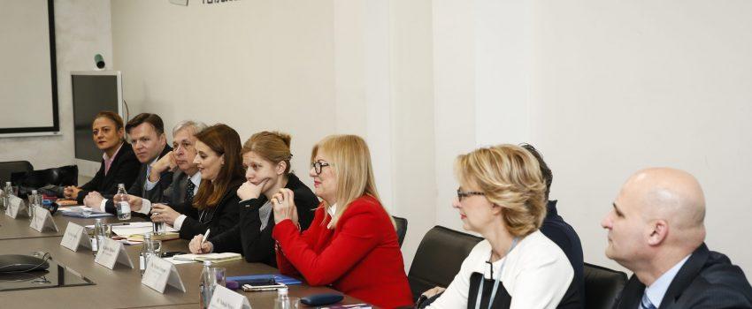 Ekspertski tim Evropske komisije procenio primenu ECAA sporazuma u Srbiji