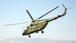 Zvanično potvrđeno: Srbija remontuje makedonske helikoptere Mi-17