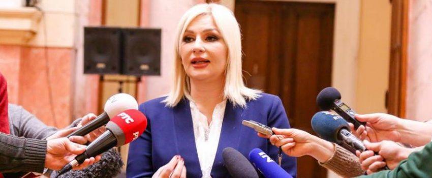 """Ministarka Mihajlović: Nisam promenila mišljenje – """"Konstantinom Velikim"""" treba da upravlja Vlada Srbije"""