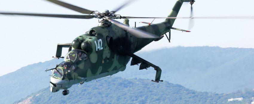 Bugarska remontovala i drugi desantno-jurišni Mi-24, suočava se sa problemom životnog veka ovih helikoptera