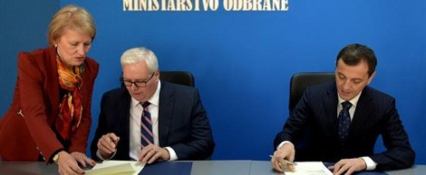 Crna Gora potpisala ugovor za nabavku tri helikoptera Bell 412 vrednih 30 miliona evra