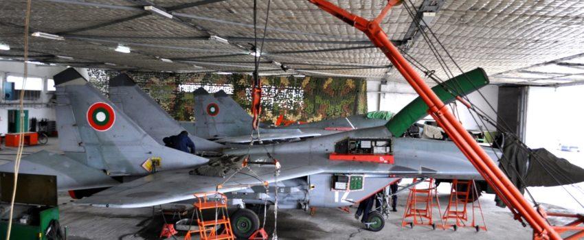 Bugarska čvrsto rešena da sa Rusijom reši problem logistike lovaca MiG-29