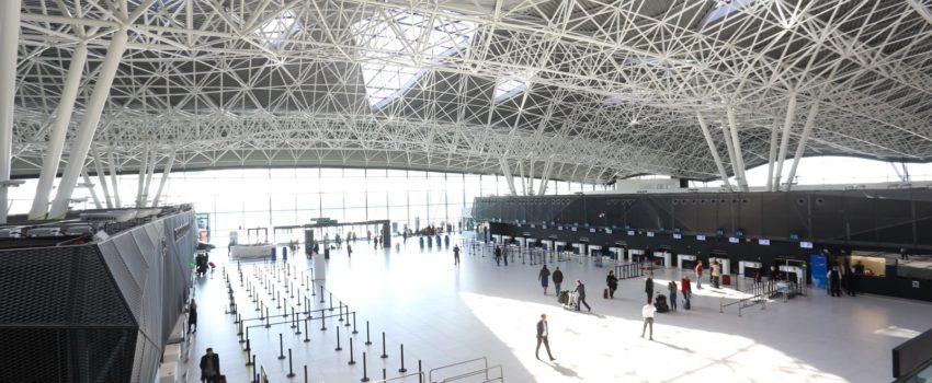 """Godinu dana od otvaranja novog putničkog terminala na """"Franji Tuđmanu""""; Po prvi put direktna linija Atina-Zagreb"""
