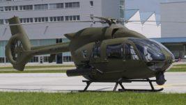 Erbas helikopters u 2017. godini isporučio 409 helikoptera, Naručeno 350 letelica