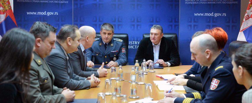 """Ministarstvo odbrane i preduzeće """"Skijališta Srbije"""" finansiraju izgradnju višeetažne garaže i helidroma na Kopaoniku"""
