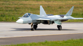 Treći tip borbenog aviona 5. generacije na nebu Sirije: Stigao i ruski Su-57