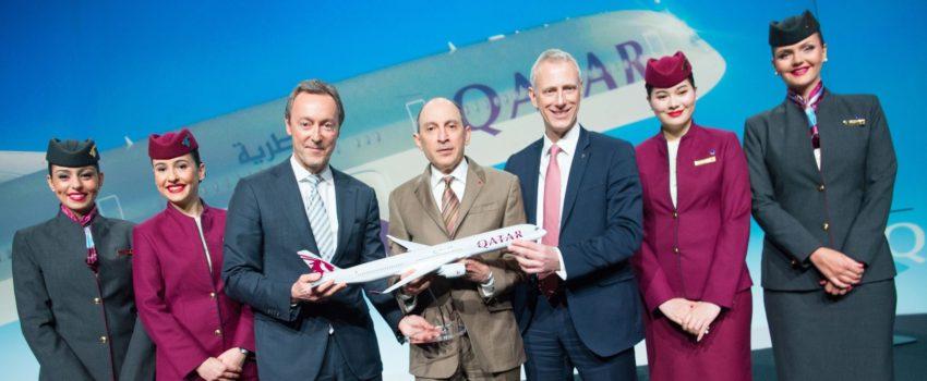 [REPORTAŽA] Erbas predao prvi A350-1000 Katar ervejzu
