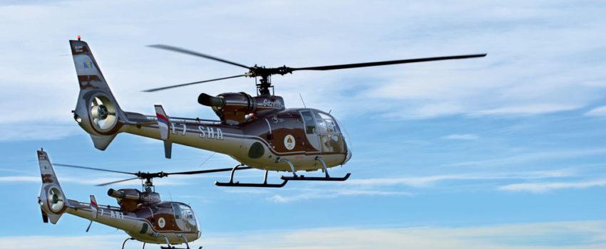 Policijski helikopteri regiona, preko potrebna obnova i modernizacija