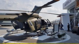 Prva fotografija novog Erbasovog helikoptera H145M za Srbiju