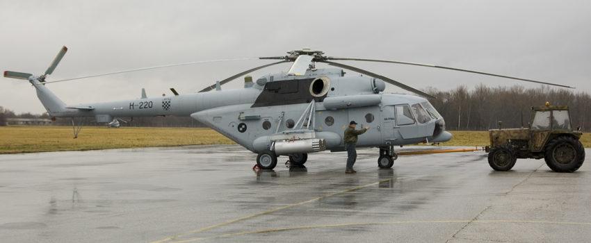 Hrvatska uz pomoć Rusije remontuje transportno-borbene helikoptere Mi-171Š, cena remonta oko 26,9 miliona evra