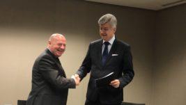 Agencija za civilno vazduhoplovstvo Crne Gore potpisala Memorandum o razumevanju sa vazduhoplovnim vlastima Irske