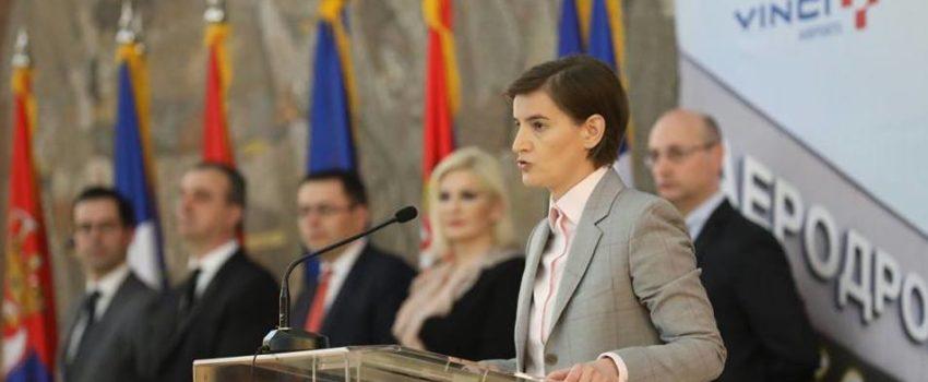 """Vlada Srbije suprotno obećanjima neće objaviti ceo ugovor o koncesiji """"Nikole Tesle"""""""