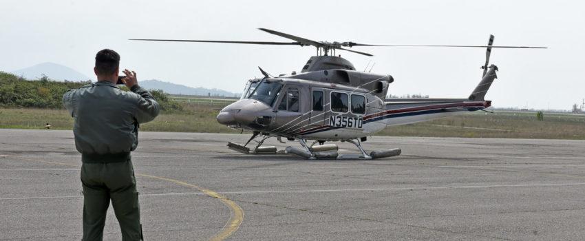 [POSLEDNJA VEST] Vojska Crne Gore dobila prvi višenamenski helikopter Bell 412