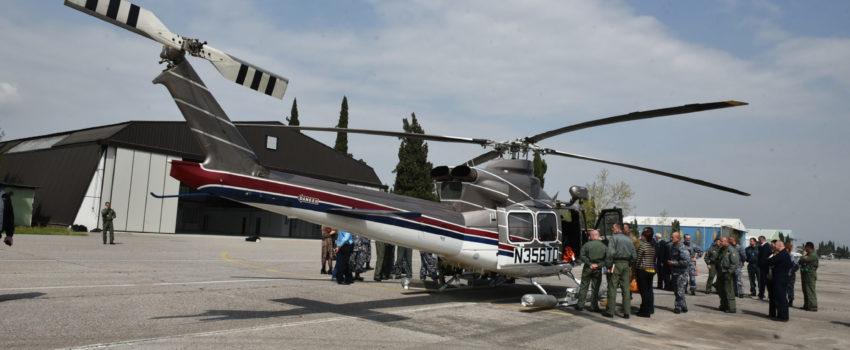 [INTERVJU] Svetozar Jokanović: Kupovina helikoptera Bell 412 dobra za Crnu Goru