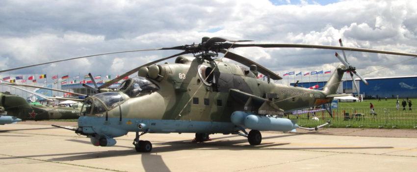 [ANALIZA] Kakve borbene helikoptere Mi-35 Srbija može nabaviti iz Rusije i Belorusije?