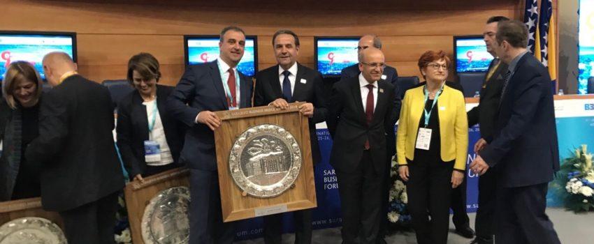 """Nikola Tesla"" dobitnik regionalne nagrade ""Sarajevo Business Bridge Awards 2018"""